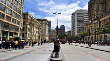 Bogotá por quem lá vive: Fausto Vieira da Silva