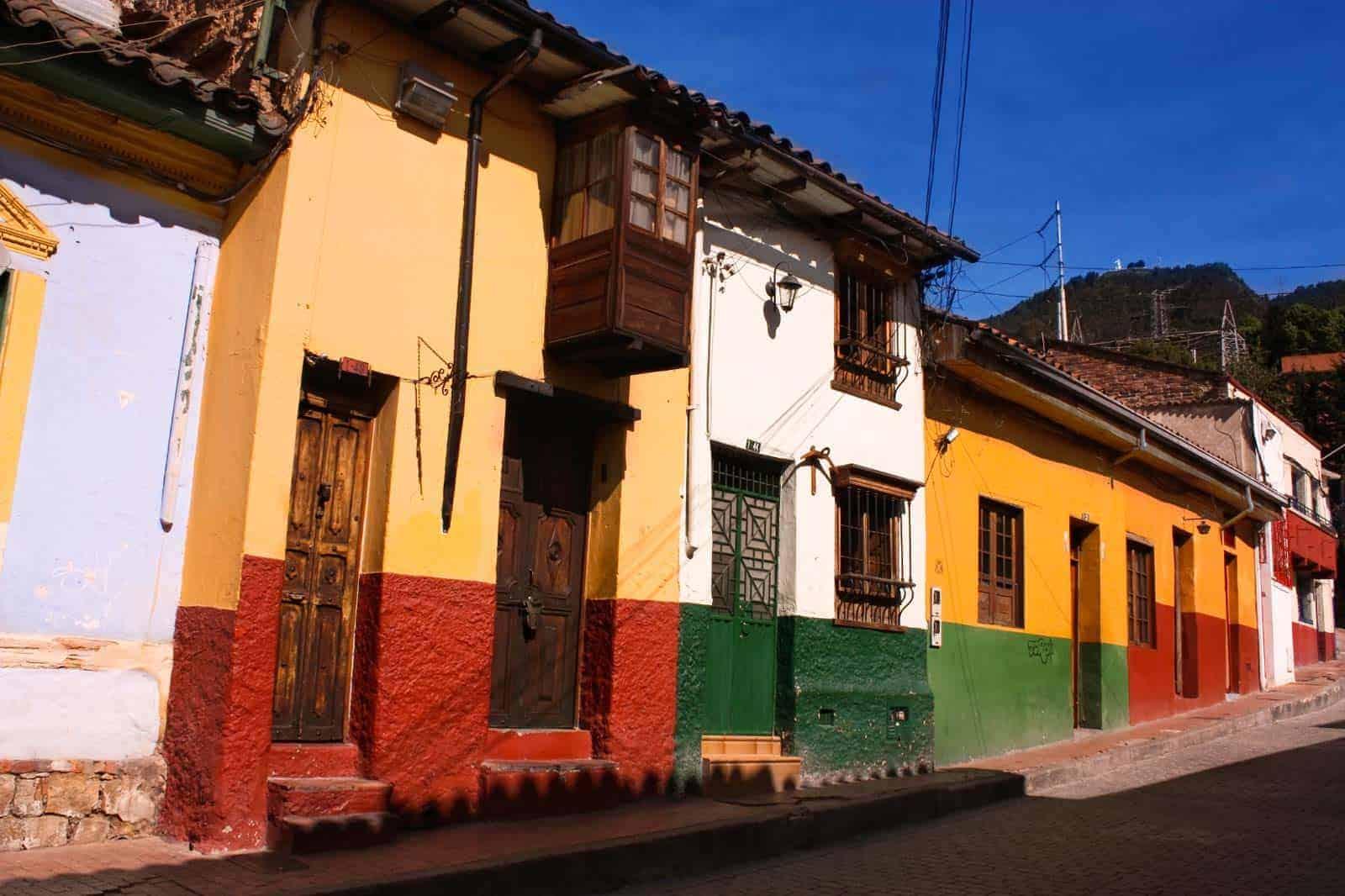Arquitetura colonial de Bogotá