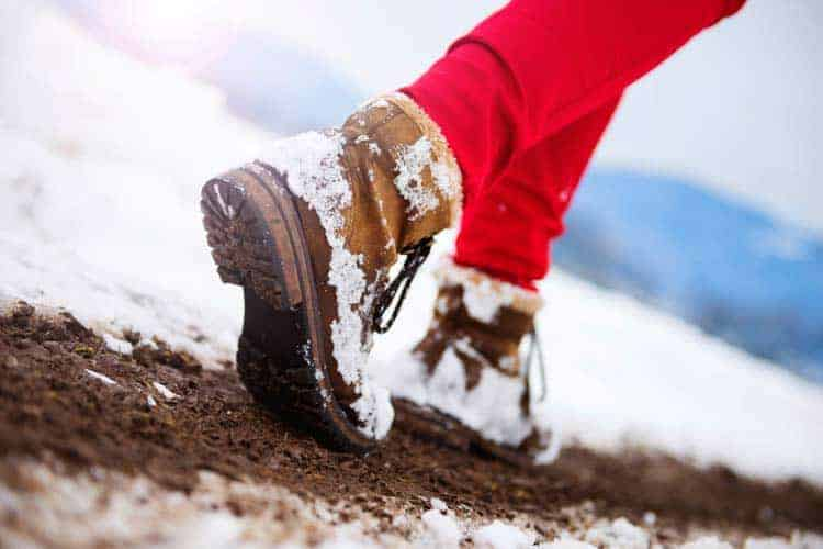 Trekking invernal - ©iStock.com