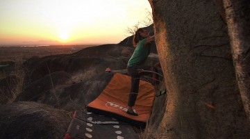 Bouldering no Malawi