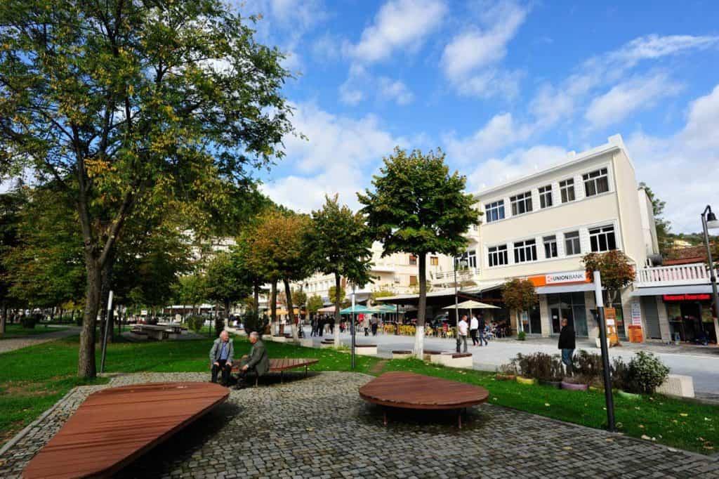 Boulevard Republika, Berat