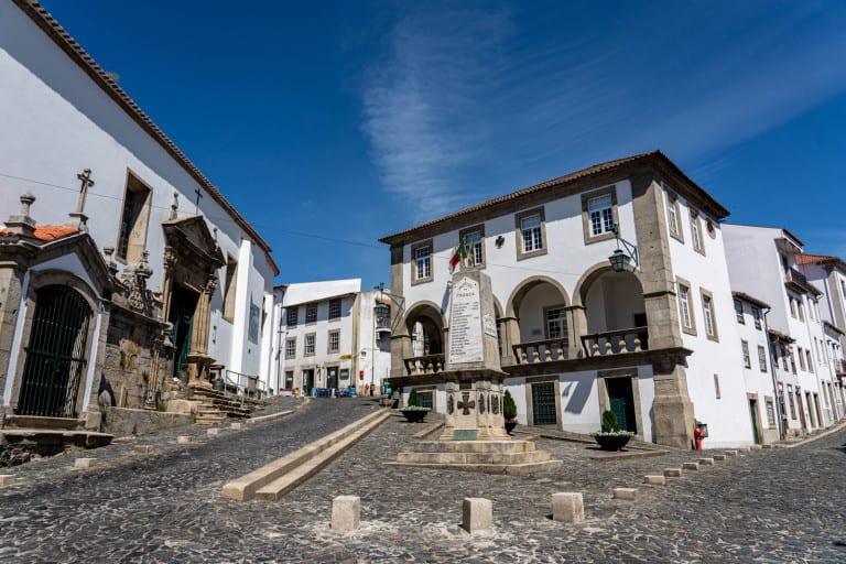 Onde ficar em Bragança: centro