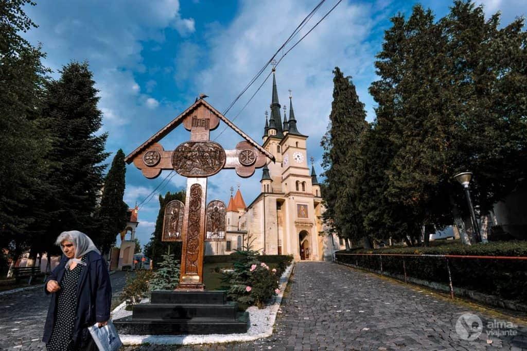 O que visitar em Brasov: Igreja São Nicolau