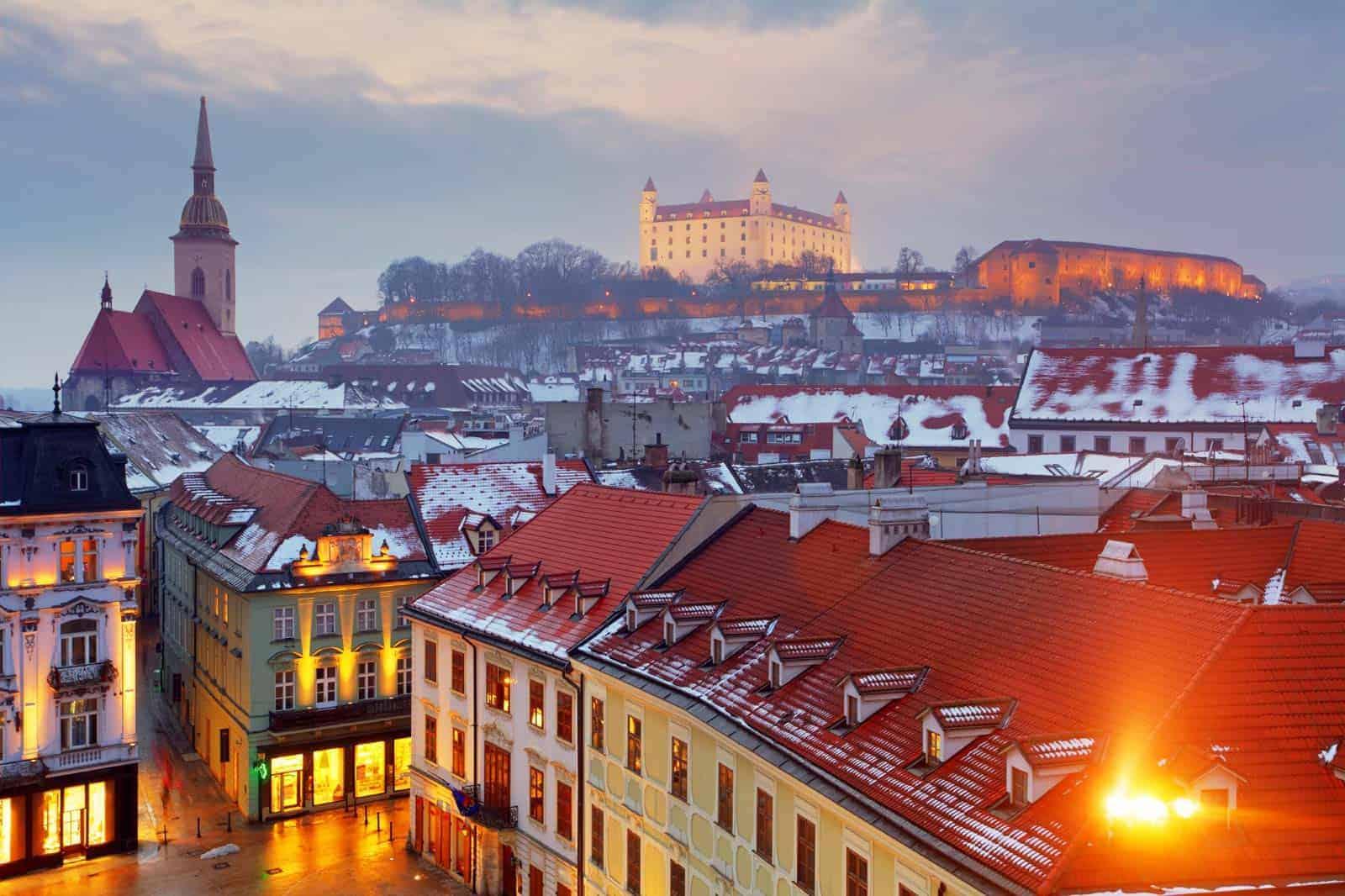 Bratislava, Eslováquia