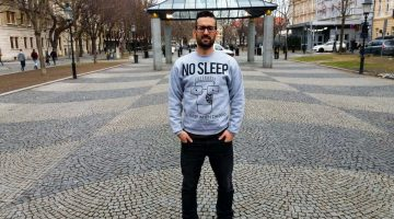 Vivir en Bratislava: João Mariano