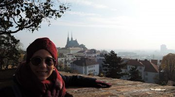 Brno por quem lá vive: Magda Romero Jubilot