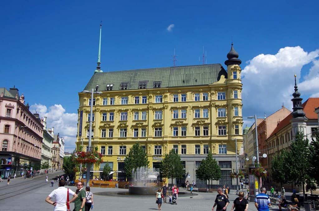 Praça da Liberdade, Brno