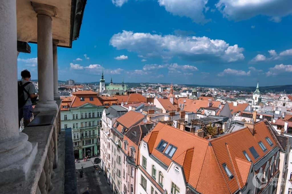 Brno, Čekija
