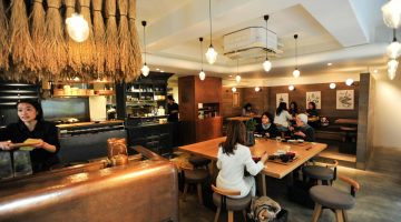 Brown Rice Cafe, um delicioso restaurante vegetariano em Tóquio