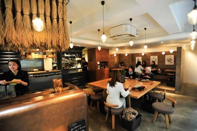 Brown Rice Cafe, Tóquio