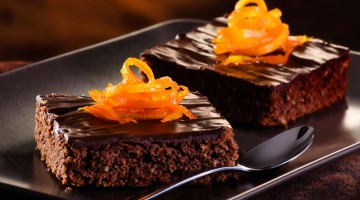 Brownies chocolate