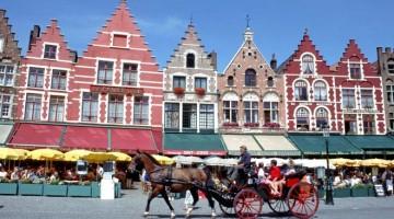 Bruges, a Veneza do Norte