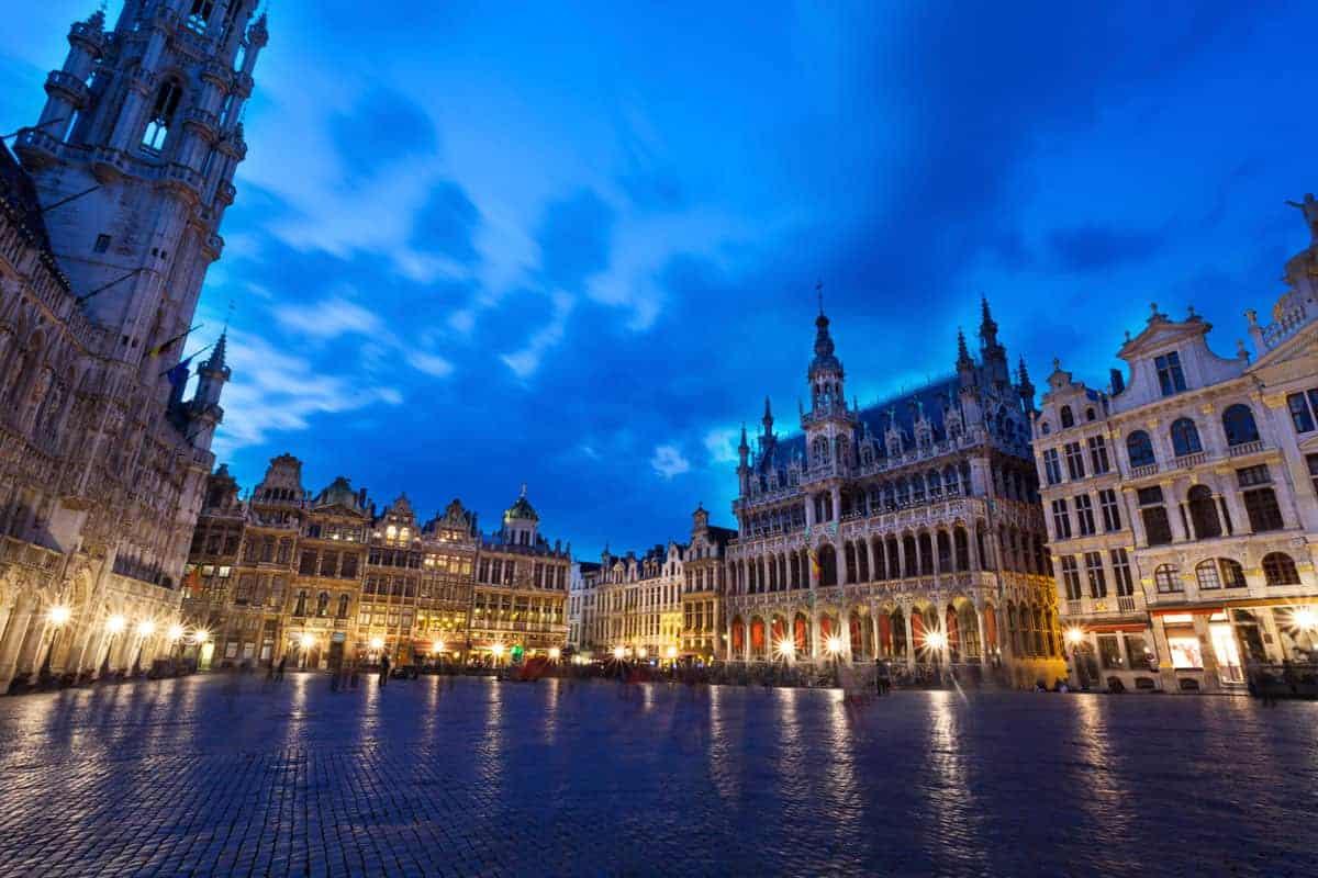 Visitar Bruxelas, Bélgica