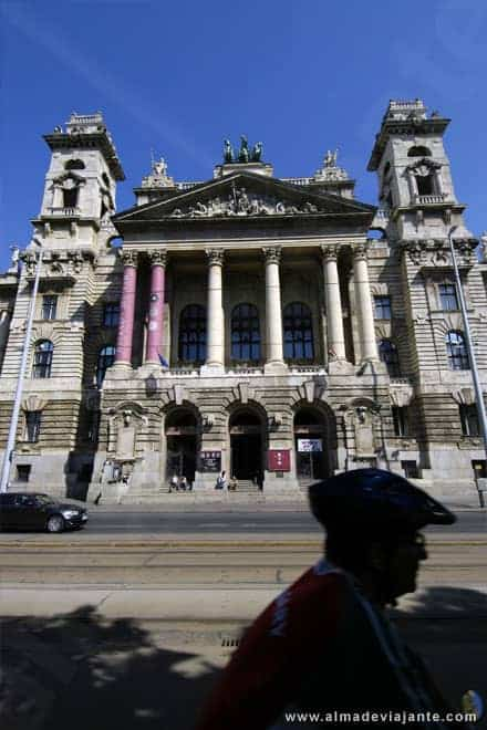 Museu Etnográfico de Budapeste, Hungria