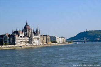 Edifício do Parlamento da Hungria