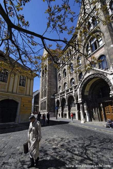 Centro histórico de Budapeste, Hungria