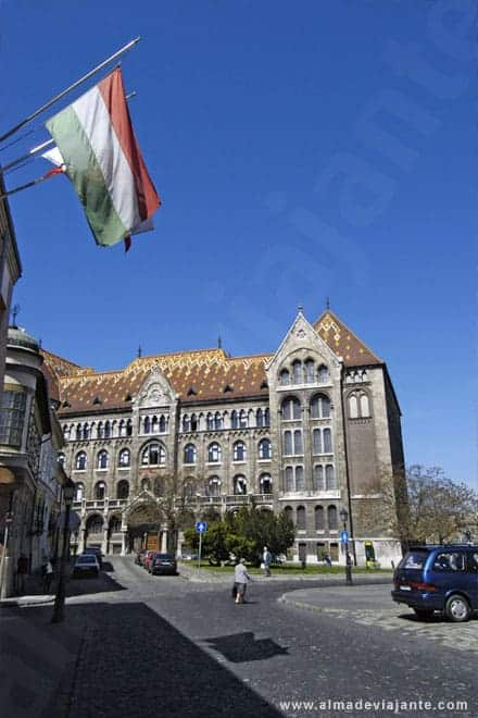 Centro histórico de Budapeste