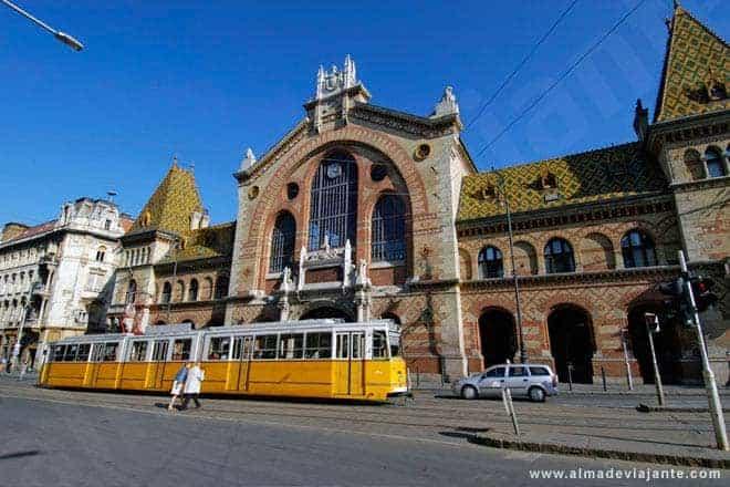 Mercado de Budapeste, Hungria