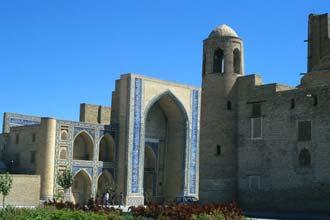 Monumentos da Rota da Seda, Bukhara