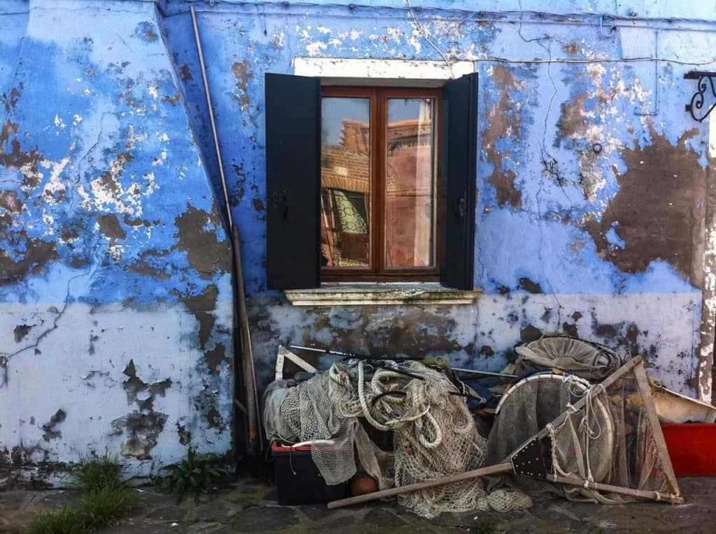 Visitar Veneza: Burano