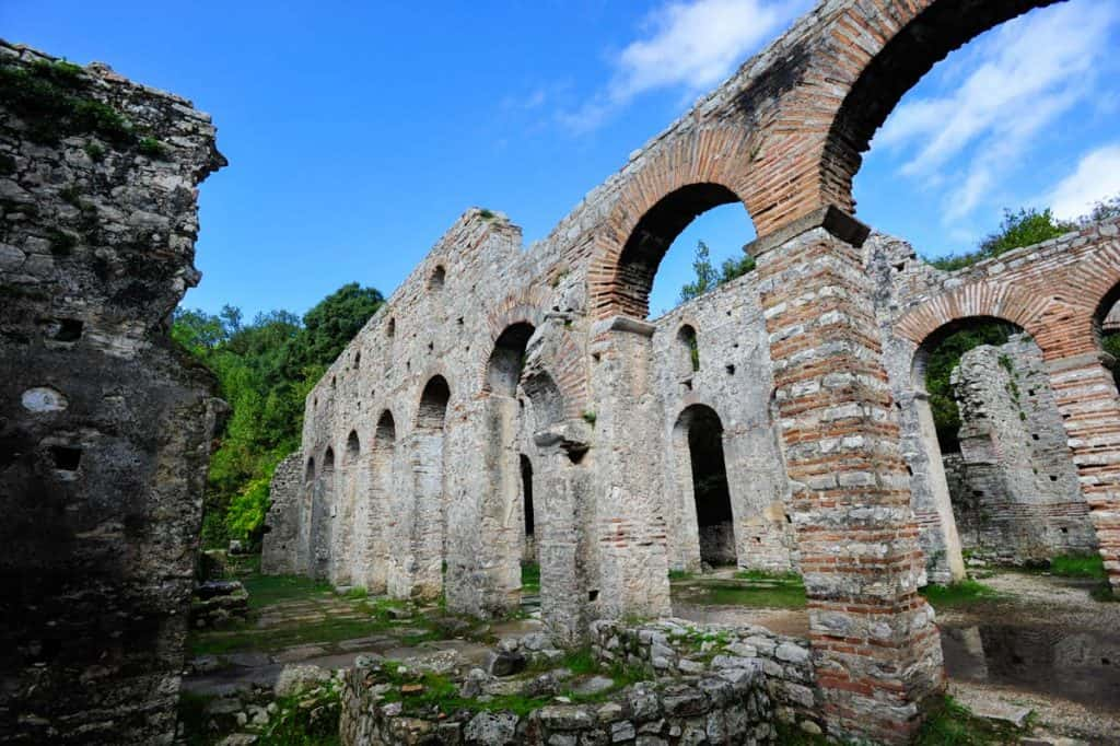 Basílica Butrint