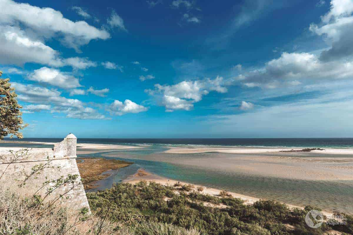Algarve: praia de Cacela Velha