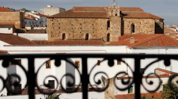 Os 10 melhores hotéis de Cáceres segundo o booking