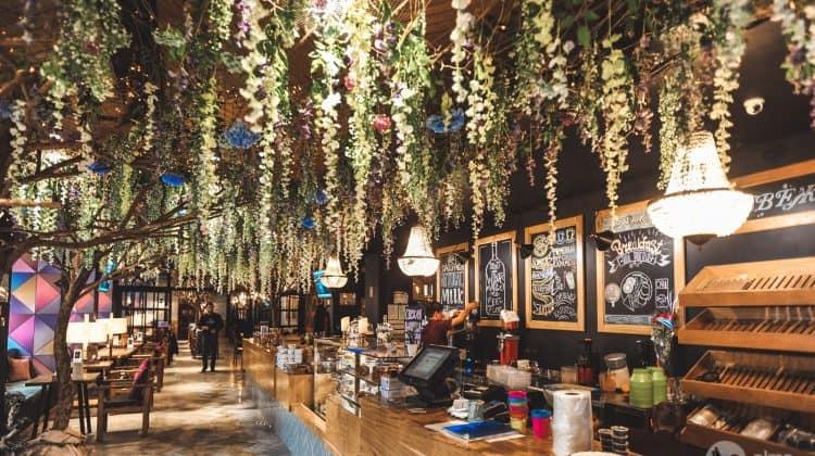 Melhores cafés de Almaty: Daily Coffee