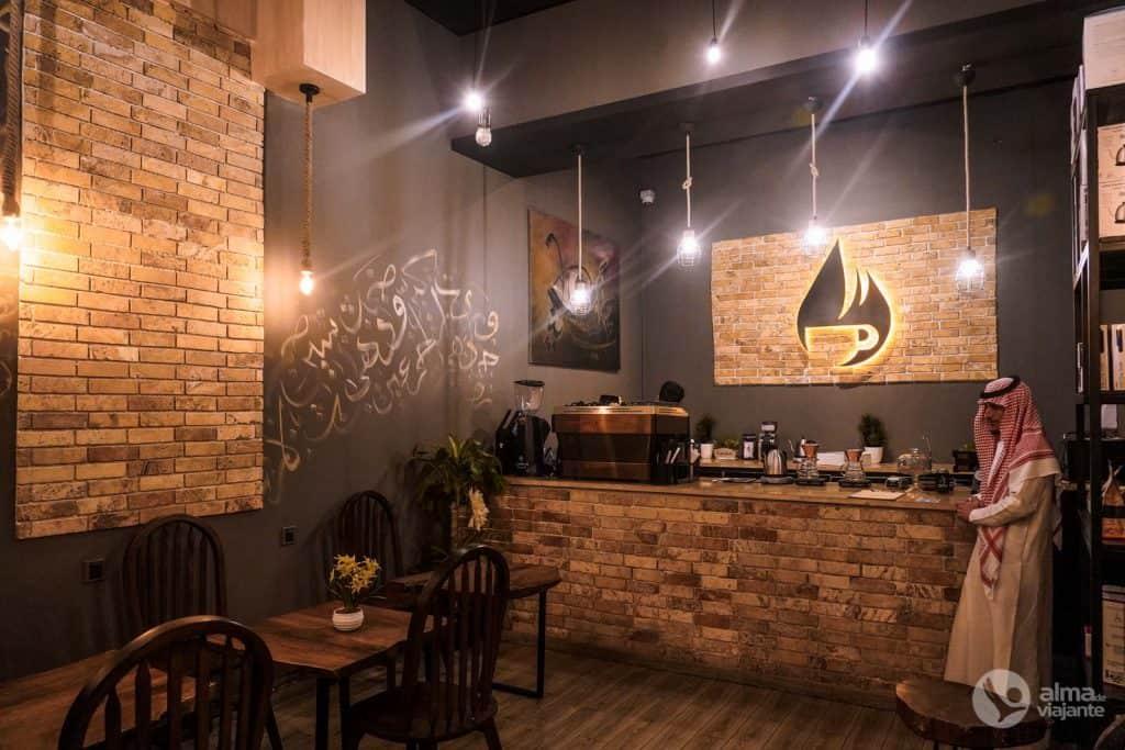 Café Black Drop, Abha