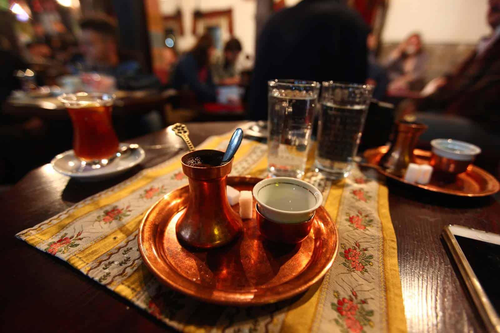 Café tradicional, Bósnia-Herzegovina