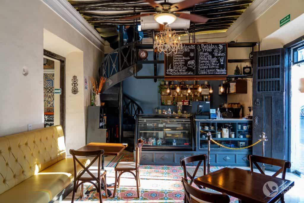 Café Canto Encanto, Valladolid, México