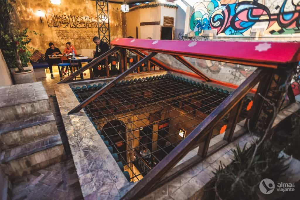 Cafe Clock Restaurant Reviews, Fez