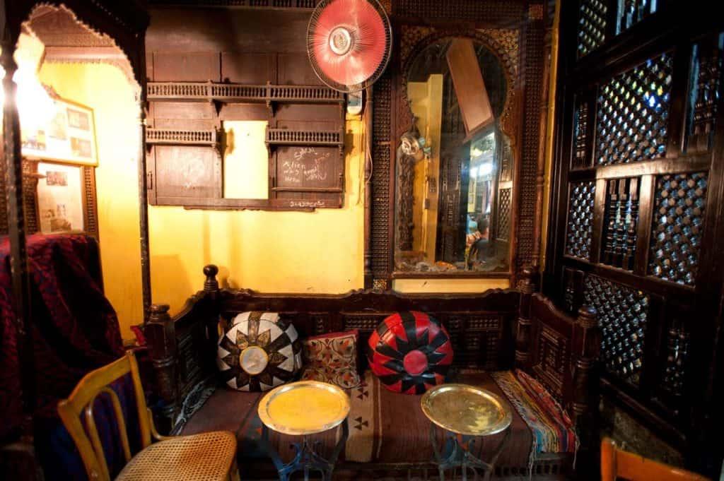 Café El Fishawy, Cairo