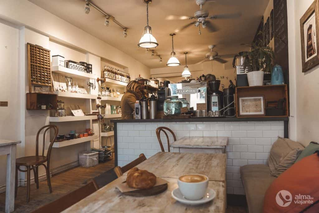 Melhores cafés de Toronto: Forget Me Not
