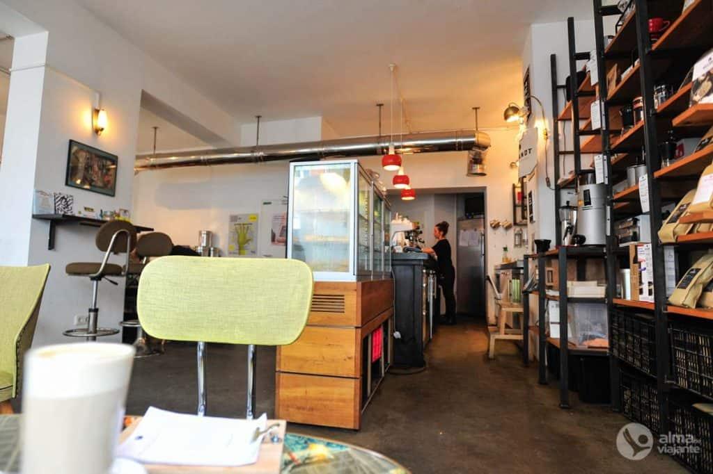 Escapadinha em Colónia: Café Heilandt