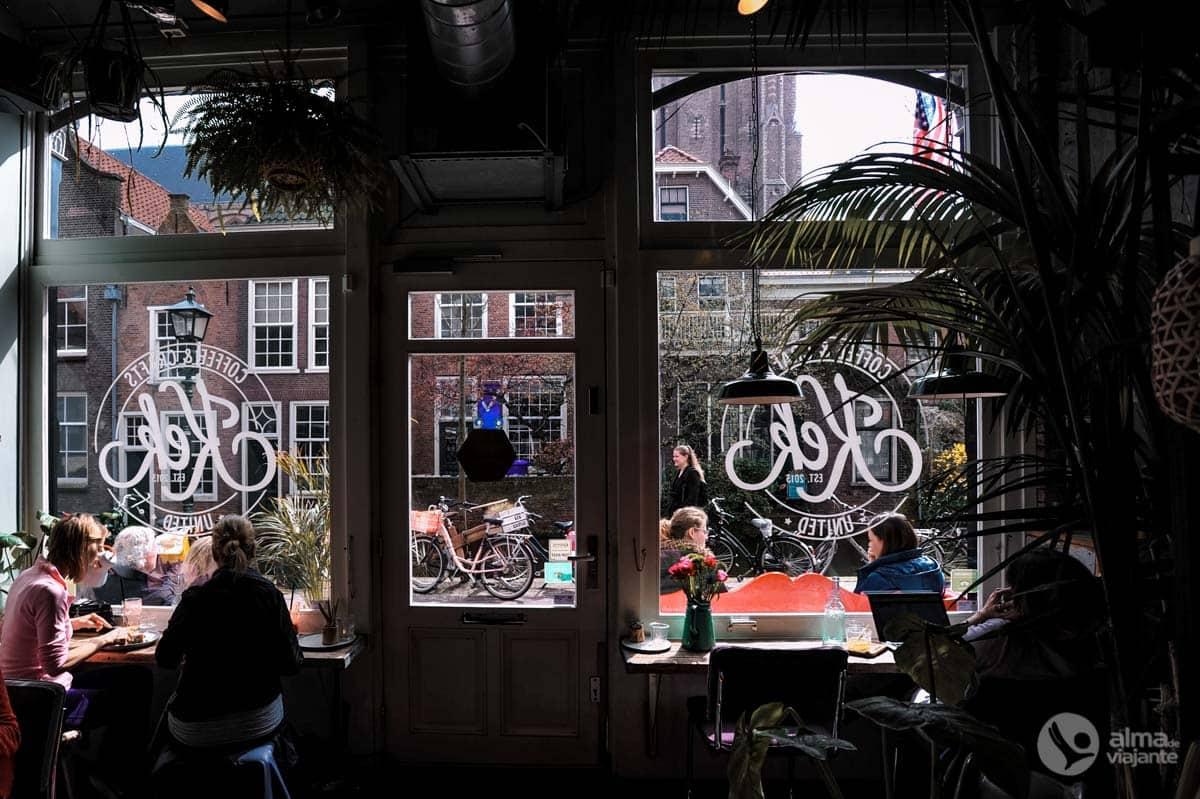 Café Kek Delft
