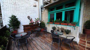 Cafe Nazdik Recenzije restorana, Teheran