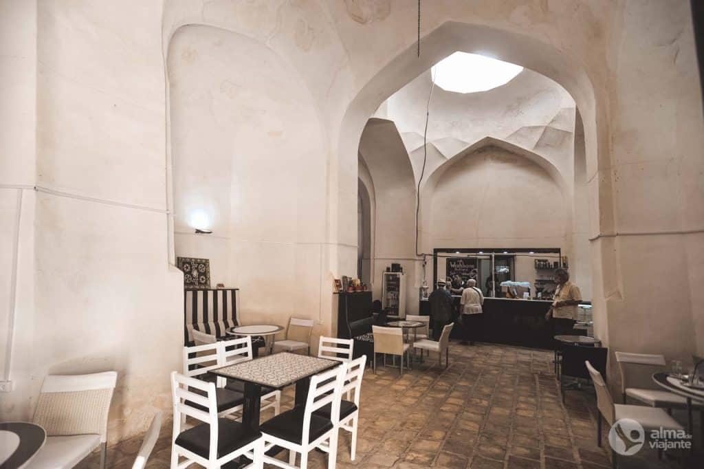 Café Wishbone Bukhara