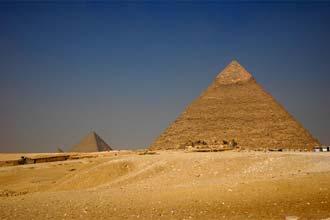 Pirâmides de Gizé, Cairo