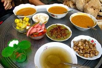 Gastronomia no Cairo