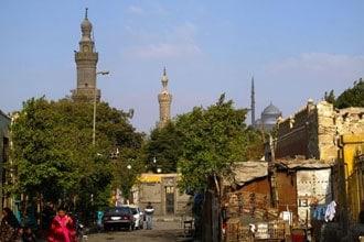 Cairo, capital do Egito