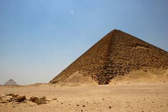 Pirâmides Vermelha e Curvada