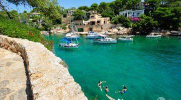Santanyí: a beleza da costa leste de Maiorca