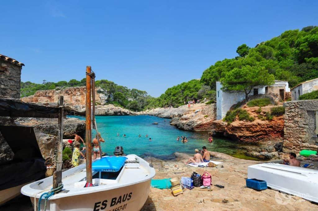 Istočna obala Mallorca: Cala de s'Almunia