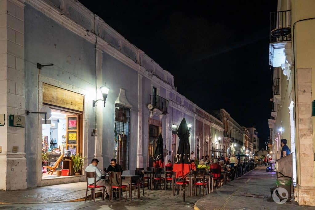 O que fazer em Campeche: jantar na Calle 59