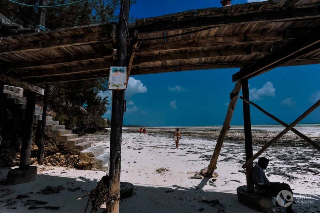 Praia Jambiani