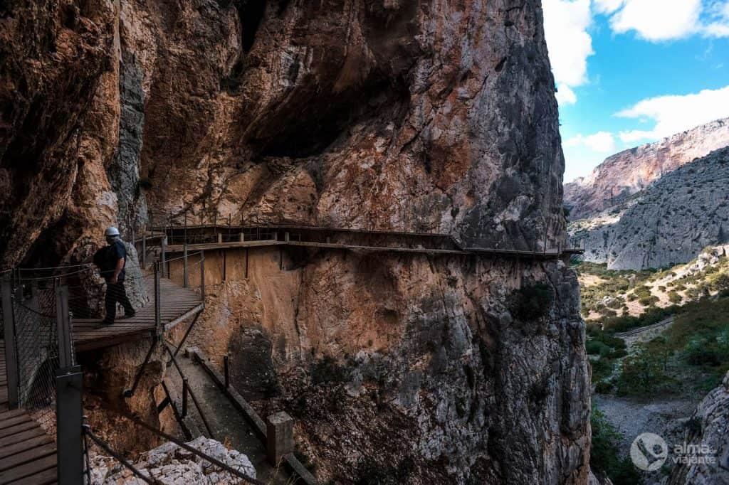 Caminito del Rey, Espanha