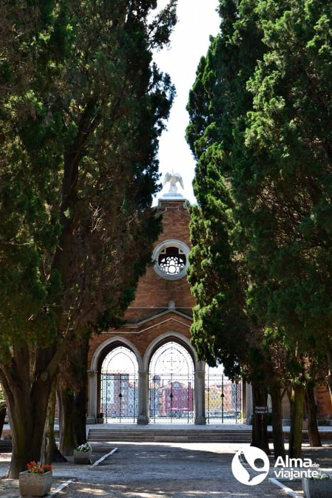 Lankymūsi Venecijoje: San Michele kapinės