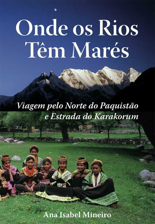 Livro Onde os Rios Têm Marés