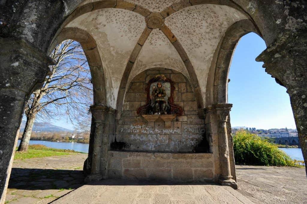 Capela do Anjo da Guarda, Ponte de Lima